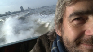 IFFR 2012 Canal+ Spain Manuel Romo Watertaxi