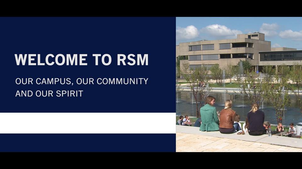 RSM Campus Video