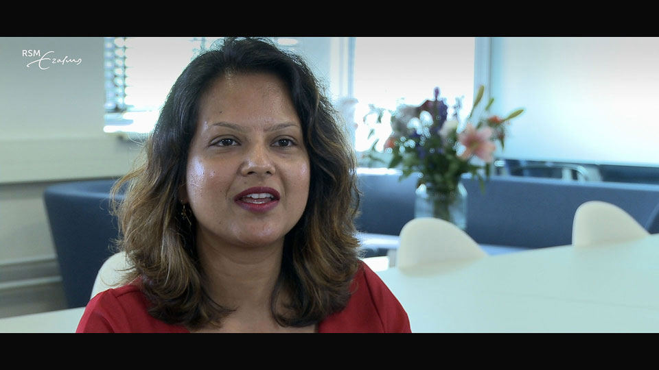 RSM ECWO Testimonial Video Women in Leadership Programme