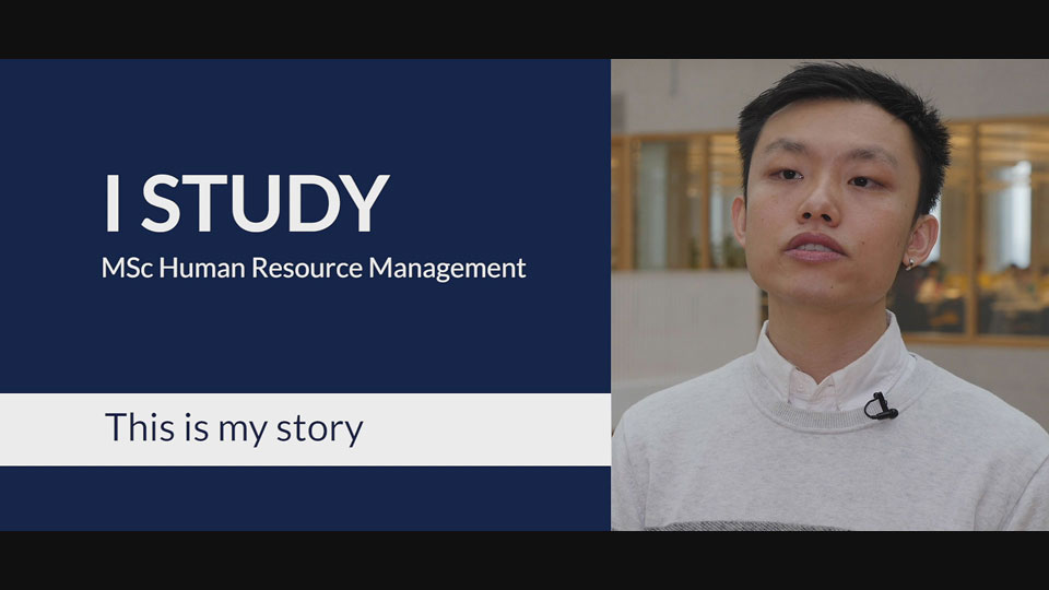 RSM MSc HRM Student Video