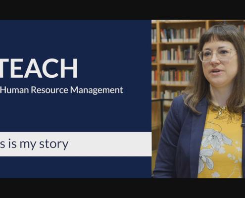 RSM MSc HRM Teacher Video