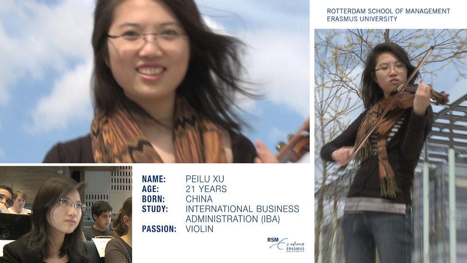 RSM Student IBA Videoportret